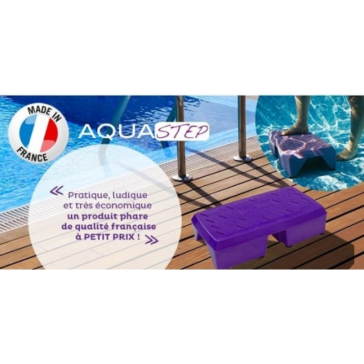 Aquastep piscine économique français