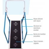 Tapis de marche piscine Aquajogg Air