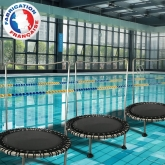 Trampoline piscine Qualité France