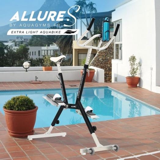 Aquabike Allure.S léger noir