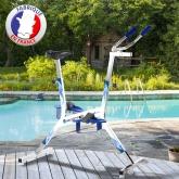 Aquabike Quality'v Bleu